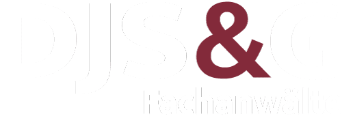 Logo der DJS&G Fachanwälte