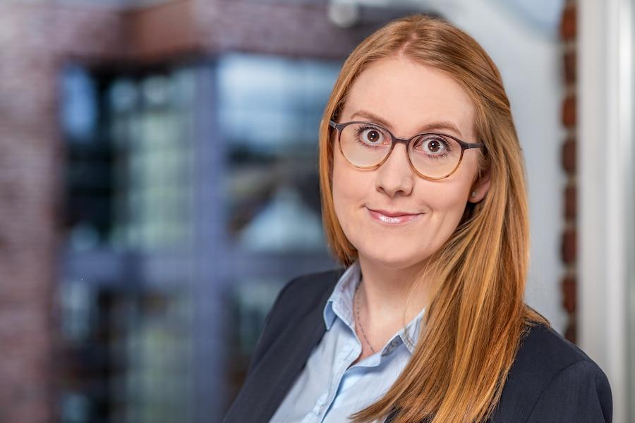 Rechtsanwältin Rebecca Schlüter der DJS&G Fachanwälte